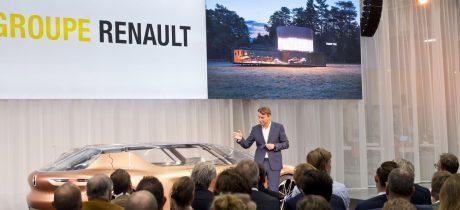 Inspirerende Renault Design Masterclass van Laurens van den Acker in de TU Delft