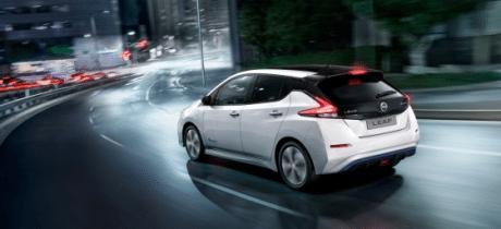 Nissan introduceert LEAF 2.ZERO EDITION voor € 34.990