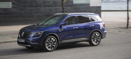 Renault Koleos haalt vijf sterren bij Euro NCAP crashtests