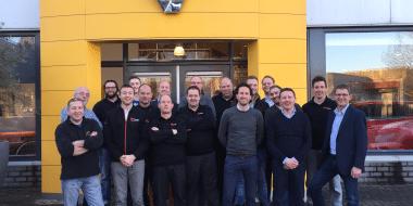 VKV Gorinchem opent nieuwe Renault Store op 15 december