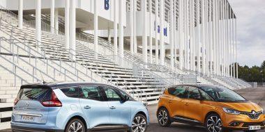 Renault Scénic en Grand Scénic met nieuwe Energy TCE motor vanaf € 26.890*,-