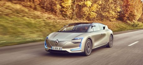 Renault SYMBIOZ demo car: Autonoom, elektrisch en connected