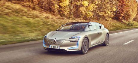 Renault SYMBIOZ demo car: Autonoom, elektrisch en connected