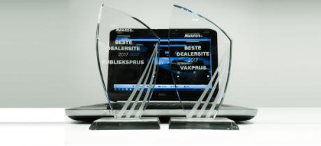 Van Mossel VKV valt dubbel in de prijzen bij Online Dealer Awards