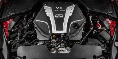 INFINITI 3.0-liter V6 motor wederom in lijst beste motoren