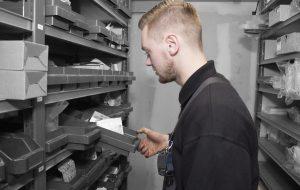 Magazijnmedewerker (Rotterdam Alexander)