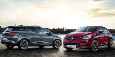 Renault koploper in november, Clio meest verkochte model