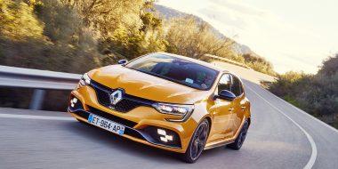 De nieuwe Renault Mégane R.S.