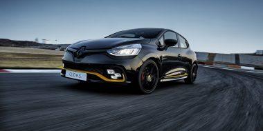 Renault lanceert gelimiteerde Clio R.S.18
