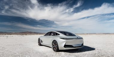 INFINITI onthult Q Inspiration Concept in Detroit