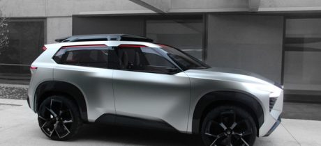 Nissan onthult Xmotion concept