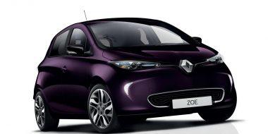 Nieuwe elektromotor voor Renault ZOE: meer kracht, snelheid en rijplezier