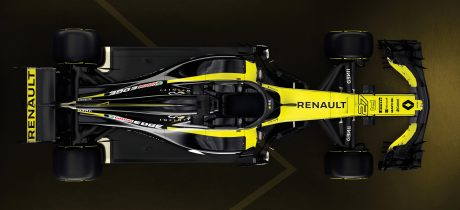 Renault Sport Formula One team onthult nieuwe Renault R.S.18