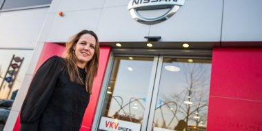 Astrid Karthaus-Gravesteijn nieuwe brandmanager Nissan bij de VKV Groep