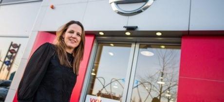 Astrid Karthaus-Gravesteijn nieuwe brandmanager Nissan bij Van Mossel VKV