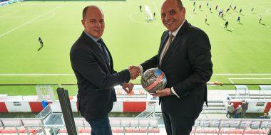 Sparta Rotterdam en VKV Groep verlengen Partnership