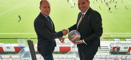 Sparta Rotterdam en Van Mossel VKV verlengen Partnership