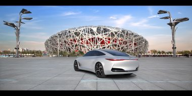 INFINITI kondigt 5 modellen aan in China en bevestigt elektrische ambities