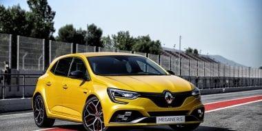 De nieuwe Renault Mégane R.S. Trophy