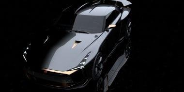 Nissan en Italdesign onthullen ultra-limited GT-R Prototype