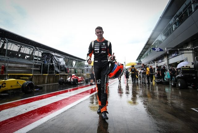 Weekend Red Bull Ring met Richard Verschoor