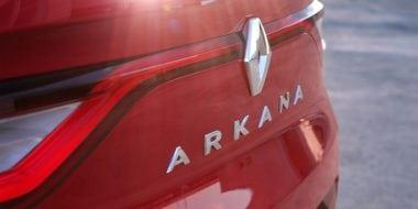 ARKANA: de onderscheidende nieuwe crossover van Renault