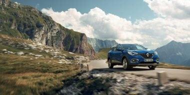 Prijzen nieuwe Renault Kadjar