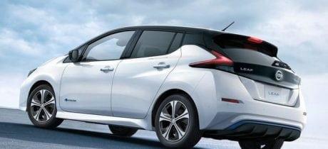 Nissan Leaf krijgt meer rijbereik in 2020