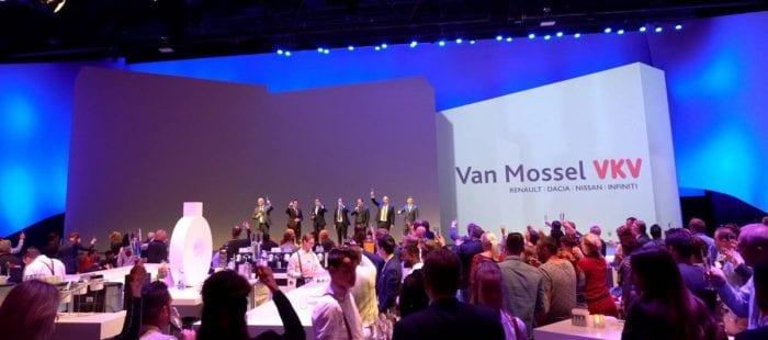 Van Mossel Automotive Groep en de VKV Groep bundelen krachten