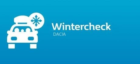 DACIA WINTERCHECK