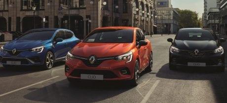 Prijzen nieuwe Renault Clio bekend