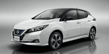 Krachtig accupakket voor nieuwe Nissan LEAF