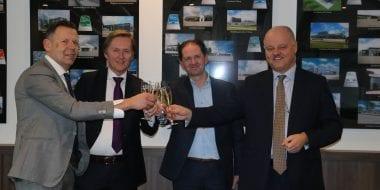 Van Mossel Automotive Groep en de VKV Groep vieren feest!