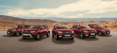 Dacia introduceert Série Limitée Tech Road