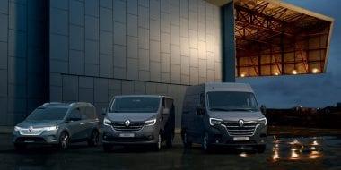 Groupe Renault: Lichte bedrijfswagens bereiken nieuwe dimensie