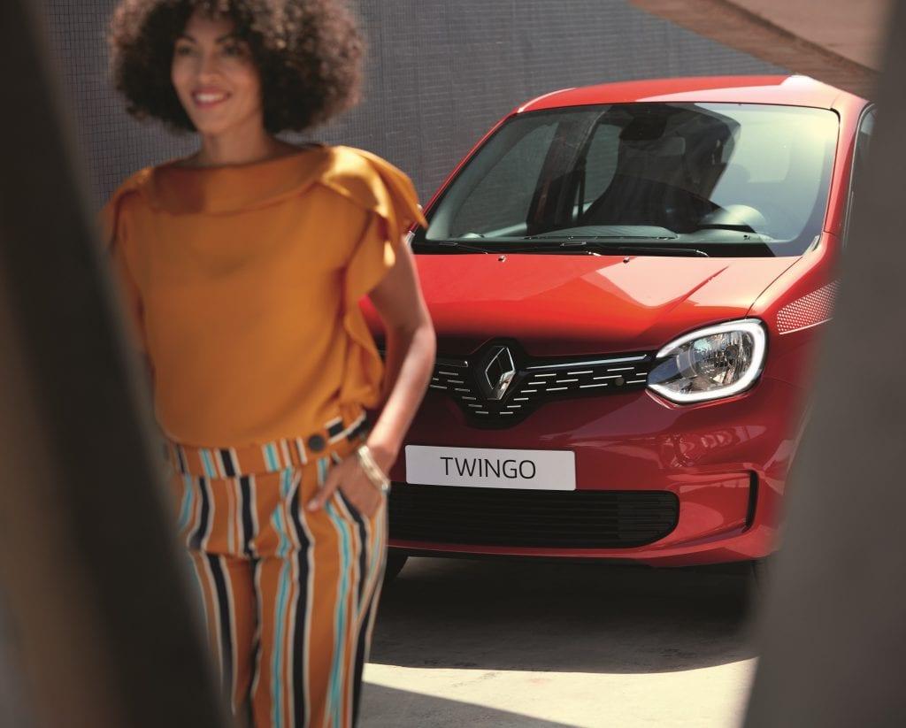 Auto Renault TWINGO