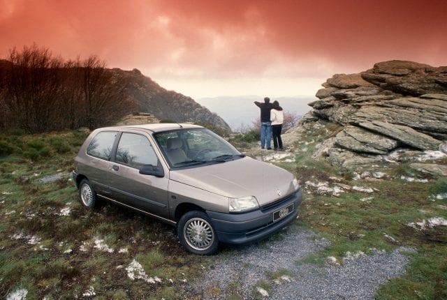 Blik to the future: 'de Renault Clio'