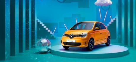 De nieuwe Renault TWINGO is 'never too much'