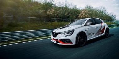 Nieuwe Renault Mégane R.S. Trophy-R verbreekt Nürburgring-record