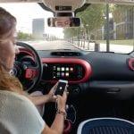 Renault interieur twingo