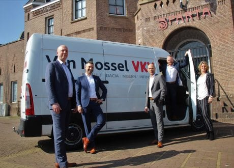 Fleetsales Van Mossel VKV