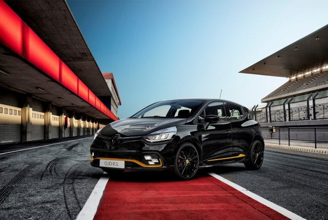 Blik to the Future: 'De Renault CLIO IV en V'