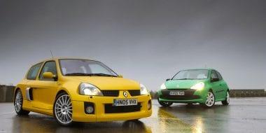 Blik to the Future: 'De Renault CLIO II'