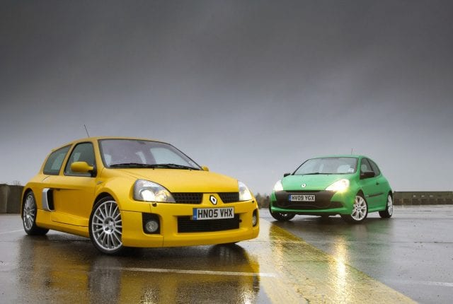Blik to the Future: 'De Renault CLIO II'