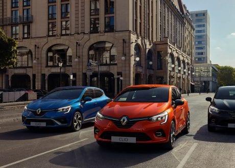 Renault Clio Intens R.S. Line