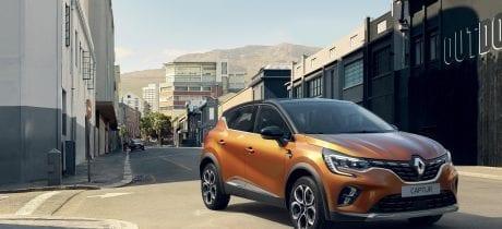 De nieuwe Renault Captur: volledig nieuw, 100 procent Captur