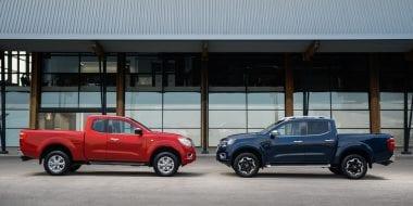 Vernieuwde Nissan Navara: robuuster, intelligenter en efficiënter
