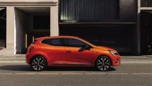 Renault Clio intens private lease