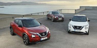 Geheel nieuwe Nissan JUKE: sportieve coupé crossover met innovatieve veiligheidsvoorzieningen
