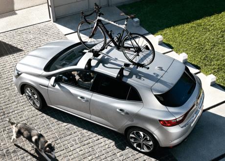 Mégane lease hatchbak occasion